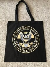Five Finger Death Punch Ffdp And Justice For None 2018 Tote Bag