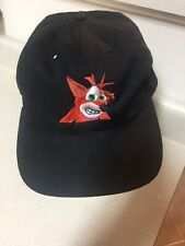 Rare Vintage 1998 Crash Bandicoot Embroidered PS1 Promo Cap Hat .  New !