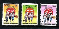 Philippines 1476-1478,MNH.Michel 1366-1368. Kabataang Barrangay,5th Ann.1980.