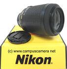 Nikon AF-S DX VR Zoom-NIKKOR 55-200mm f/4-5.6G IF-ED Zoom Lens Nikon 2166