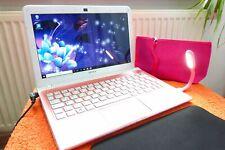 Sony Vaio SVE111 l 11 Zoll l Windows 10 Pro l SSD NEU l HDMI USB3 Pink Rosa Rose