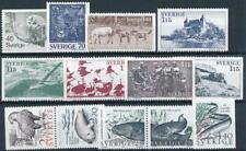 [16117] Sweden good lot very fine MNH stamps