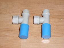 DDR Ventile Eckventil Wasserventil Absperrventil 1/2 Zoll Kunststoff KULT