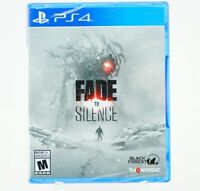 Fade to Silence: Playstation 4 [Brand New] PS4
