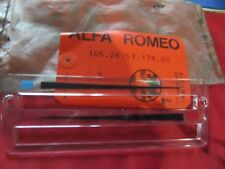 ORIGINALE ALFA ROMEO RAGNO rundheck + GT JUNIOR COPERTURA Riscaldamento