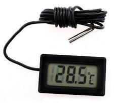 LCD Digital Thermometer For Fridge/Freezer/Aquarium/FISH TANK Temperature New#