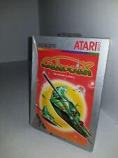 NEW GALAXIAN GAME W/COMIC & W/CRUSHED BOX FOR ATARI 2600 NTSC USA VERSION K15