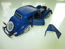 Delahaye 135 M Coupe in blau bleu blue, RIO in 1:43!
