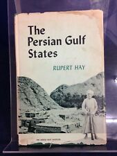 The Persian Gulf States by Rupert Hay (1959) HB G Pub Middle East Inst 180707