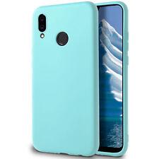 Soft Bumper Hoesje voor Huawei P20 lite Gummi Silicone Behuizing Telefoonhoesje
