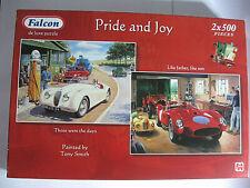 Falcon de Luxe Pride and Joy Jigsaw Puzzle / 2 x 500 piece / Christmas?