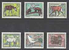 Timbres Animaux Allemagne RDA 2181/6 ** lot 21831