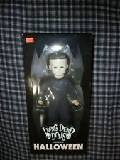 """2018 Halloween ~ MICHAEL MYERS ~ 10"""" Living Dead Doll by Mezco Toys new in box"""