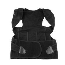 Men / Women Adjustable Posture Corrector Back Support Shoulder Back Brace Belt