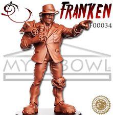 Rn estudio mito Tazón Franken Sinatra carne Golem