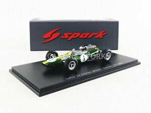 SPARK 1/43 - LOTUS 33 - WINNER GP ALLEMAGNE 1965 - S1614