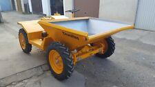 Baumaschinen Fahrzeuge Dumper Muldenkipper Traktor
