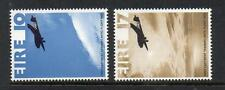 IRELAND MNH 1978 SG419-420 50TH ANV IST EAST WEST TRANSATLANTIC FLIGHT SET OF 2