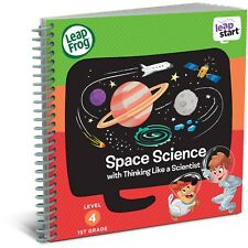 LeapFrog LeapStart 1st Grade Activity Book: Space Science(New, Damaged Package)