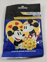 Disney Pin Trading Couples 5 Pin Mystery Collectible Pin Pack
