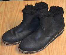 EMU Women's Beach Mini Ankle Boot W11026 100% Merino Wool Lining Australia