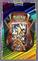 Pokebox : Necrozma Crinière Du Couchant GX + 4 Boosters Inclus - Pokemon Neuf