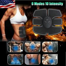 ABS Abdomen Muscle Stimulator Training Belt Electrical Body Shape Home Trainer