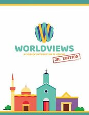 Worldviews Junior Workbook: A Children's Introduction to Missions