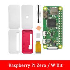 1GHz 512M RAB Official Raspberry Pi Zero Pi 0 1.3 Zero/W Kit Case + Heat-Sink