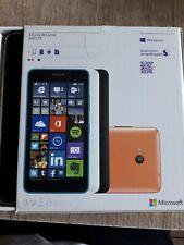 Microsoft Lumia 640 Smartphone 5 Zoll 8 GB schwarz