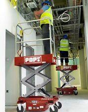 Cherry Picker / Pop Up / Scissor Lift Access Platform Hire 3.6M MCR PLATFORMS