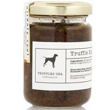 Truffle Black Olive Pate' 4.5oz (130g) Product of ITALY
