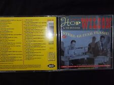 CD HOP WILSON & HIS BUDDIES / STEEL GUITAR FLASH /
