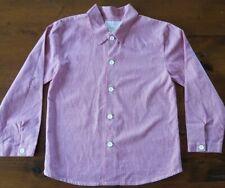Strasburg Boys Button Down Shirt Size 6Y