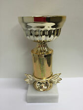Gold Cup Trophy Any Sport School Award FREE ENGRAVING