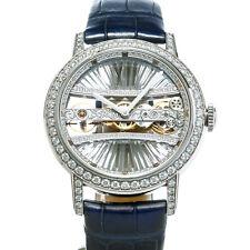 Corum Golden Bridge Round 39mm Diamond Skeleton Dress Watch B113/03169