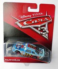 Disney Pixar Cars 3   RALPH CARLOW   Very Rare Over 100 Cars Listed UK !!