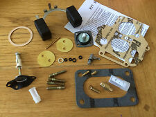 Nouvelle FIAT BERTONE X1/9 1500 Ultimate Carburateur Overhaul Kit 32/34 Datr 7/250