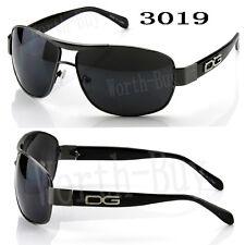 New DG Eyewear Fashion Designer Sunglasses Shades Mens Womens Retro Pilot Wrap