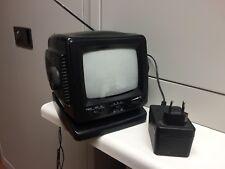 Mobiles Antennen - TV (Batterie oder Netzteil) 1404b mit Radio KULTIG! Camping