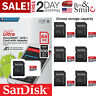 Micro SD Card 16 32GB 64GB 128GB High Speed Class 10 Memory Adapter SanDisk Mini