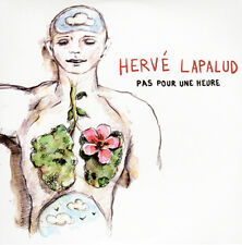HERVE LAPALUD - PAS POUR UNE HEURE (CD DIGIPACK NEUF)