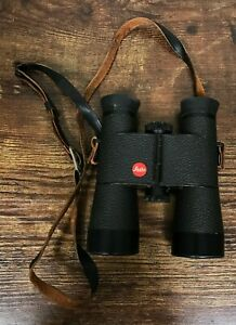 VTG Estate Leitz Trinovid 10x40B 110m/1000m 852925 Portugal Binoculars w/ Case!
