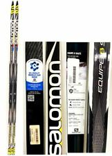 $290 Salomon Equipe 8 Skate Skis NWT Size 179,186,191 Nordic XC Cross Country
