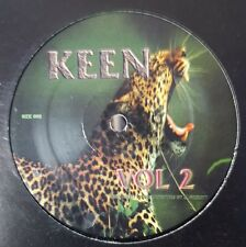 KEEN VOL 2 - UNTITLED - KEE002 - 1994 - TEARIN JUNGLE TUNE