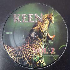 KEEN VOL 2 - UNTITLED - KEE002 - 1994 - TEARIN JUNGLE TUNE
