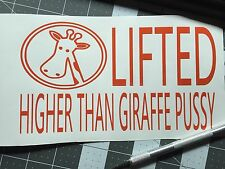 lifted truck decals | eBay