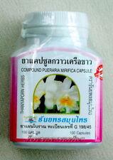 New Pueraria Mirifica  Herbal Capsule Supplement