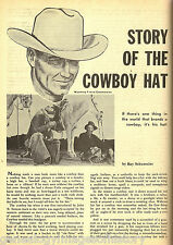 Stetson Cowboy Hat - The Boss of the Plains