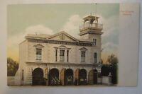 Fire Brigade Geelong Victoria Collectable Vintage Antiquarian Postcard.